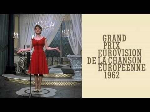 Conny Froboess - Zwei kleine Italiener - Live (ESC 1962)