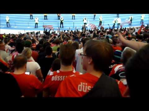 Hertha BSC vs Fortuna Düsseldorf Relegation 2012