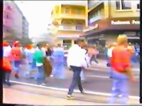 1988-06-15   England - Holland 1:3   Randale Düsseldorf EURO '88