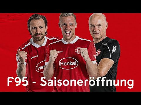 F95-Saisoneröffnung | Digitaler Kick-off mit Fortuna Düsseldorf vs. SC Paderborn 07