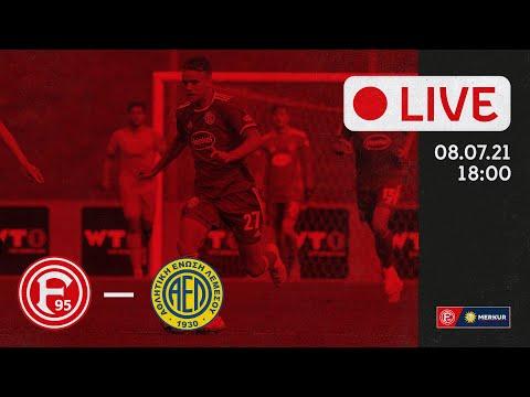 F95-Testspiel   Fortuna Düsseldorf vs. AEL Limassol
