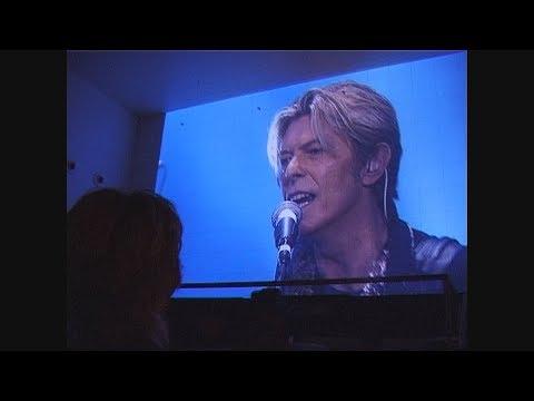 damals - David Bowie im 3001 (so gut wie live)
