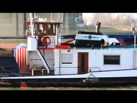Sophie das Schiff mit Diesel Sound