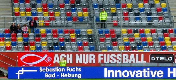 F95 vs Darnstadt 2:0 - Ach, nur Fußball