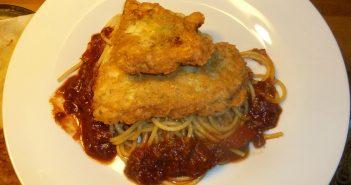Piccata milanese – mehr als Nudeln mit Schnitzeln