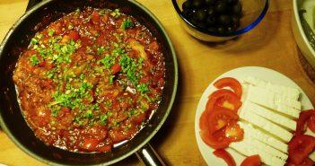 Zaalouk - die marokkanische Auberginenspezialität