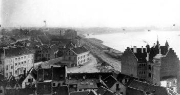 Düsseldorf im Jahr 1901