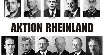 Die Düsseldorfer Helden der Aktion Rheinland