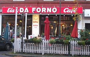 Da Forno auf der Schwerinstraße: das erste Eis-Café in Düsseldorf
