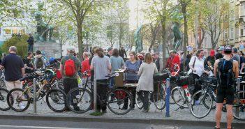 Freitag, 10.04.2015 - Treffpunkt Fürstenplatz