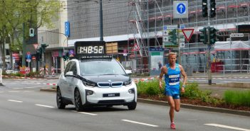 Düsseldorf Marathon 2015 - am Rande voll tote Hose