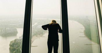 Bild der KW22: Auffem Rheinturm