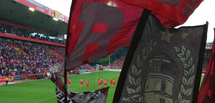 Union vs F95: Die Roten sind die anderen