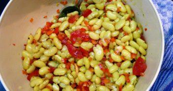 Weiße-Bohnen-Salat - mehr als eine Beilage