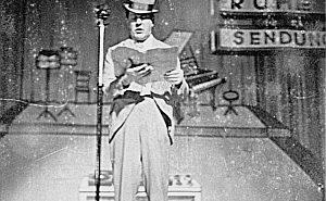 Carl Napp, der Komiker