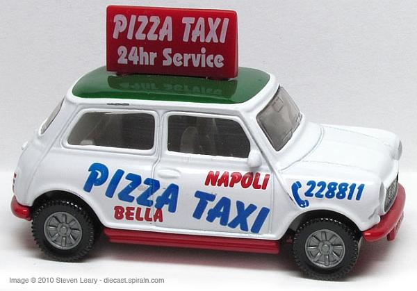 Pizzataxi - oder ein anderer Lieferdienst