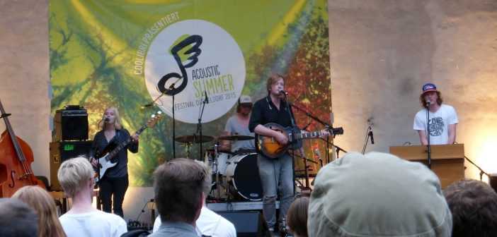 Acoustic Summer Festival 2015: Musik tut gut