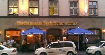 Hausbrauerei Schumacher, Oststraße