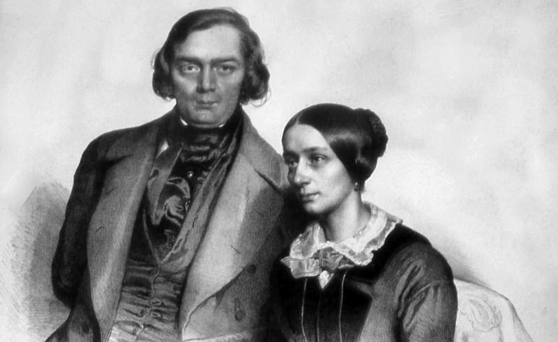 Clara Schumann und ihr Sorgenkind Robert