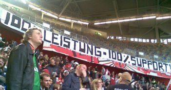 Fortuna-Fans mit 100 Prozent (2008)