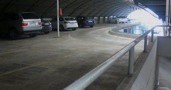 Bild der KW50: Parkgarage Erftsstraße, denkmalgeschützt