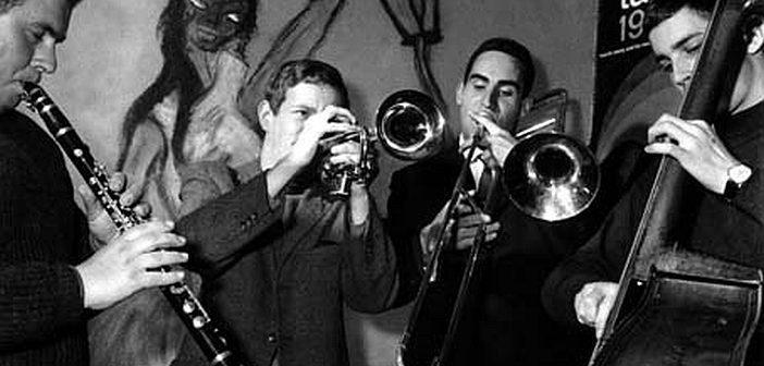 Richard Gleim: Mein Jazz im Düsseldorf der 50er Jahre - Red Onions