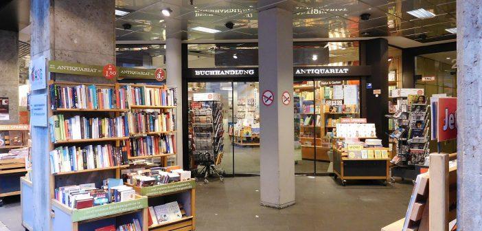Buchhaus Sternverlag an der Friedrichstraße - Ende am 31. März 2016