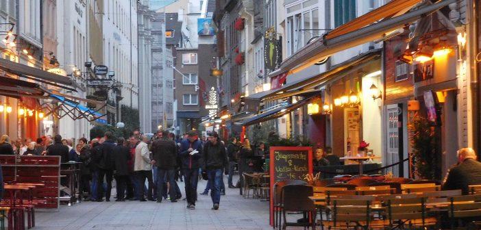 Die Kurzestraße - frei von Bürgerwehr