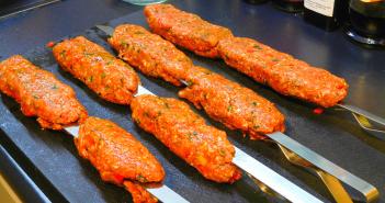 Türkisch gut und so einfach: Adana Kebab
