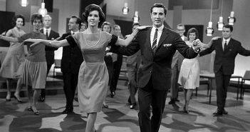 Das Ehepaar Fern von der Tanzschule von Kaiser im Fernsehen in den 60ern