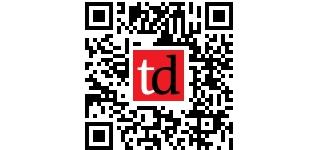 Per QR-Code zur TD-teggee-Pages