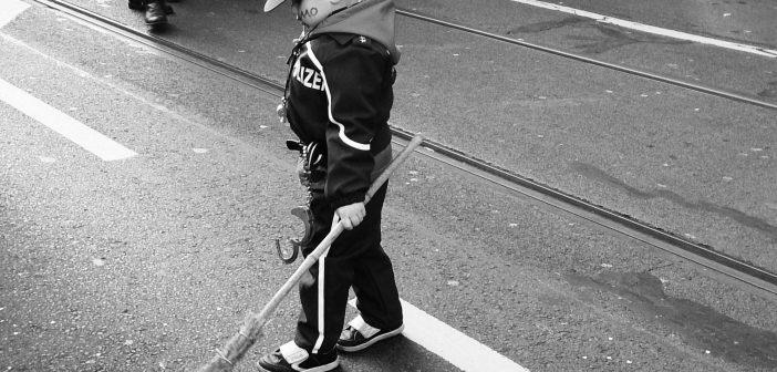 Bild der KW11: Straßenfeger