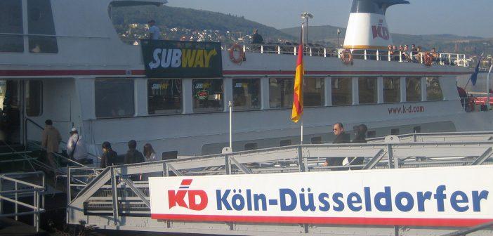 Kölnisch-Düsseldorfer Rhein-Dampschifffahrtsgesellschaft