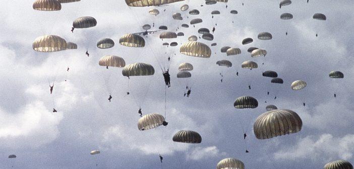 Symbolbild: Fallschirmjäger