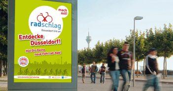 Radschlag - Düsseldorf em Ende doch fahrradfreundlich?