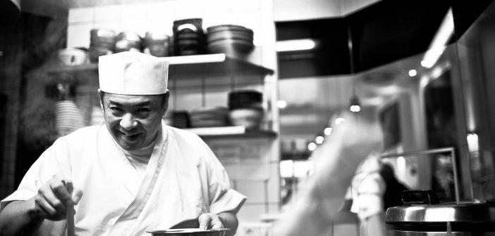 Bild der KW 21: Der Koch