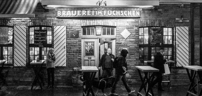Bilder der KW22: Brauerei im Füchschen