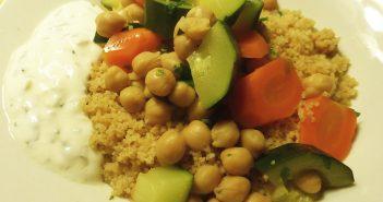 Couscous, die berberische Leibspeise