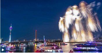 Japanisches Feuerwerk 2016 (Bild: WDR-Fernsehen)