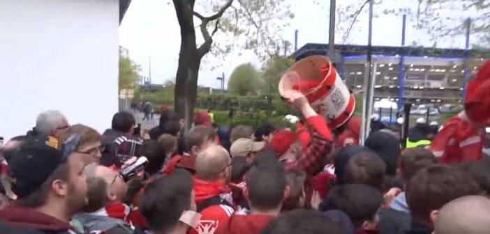 Chaos an er Wedau - Polizei versagt