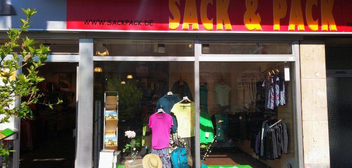 Persönliche Empfehlung: Sack und Pack, der Reiseausrüster auf der Brunnenstraße