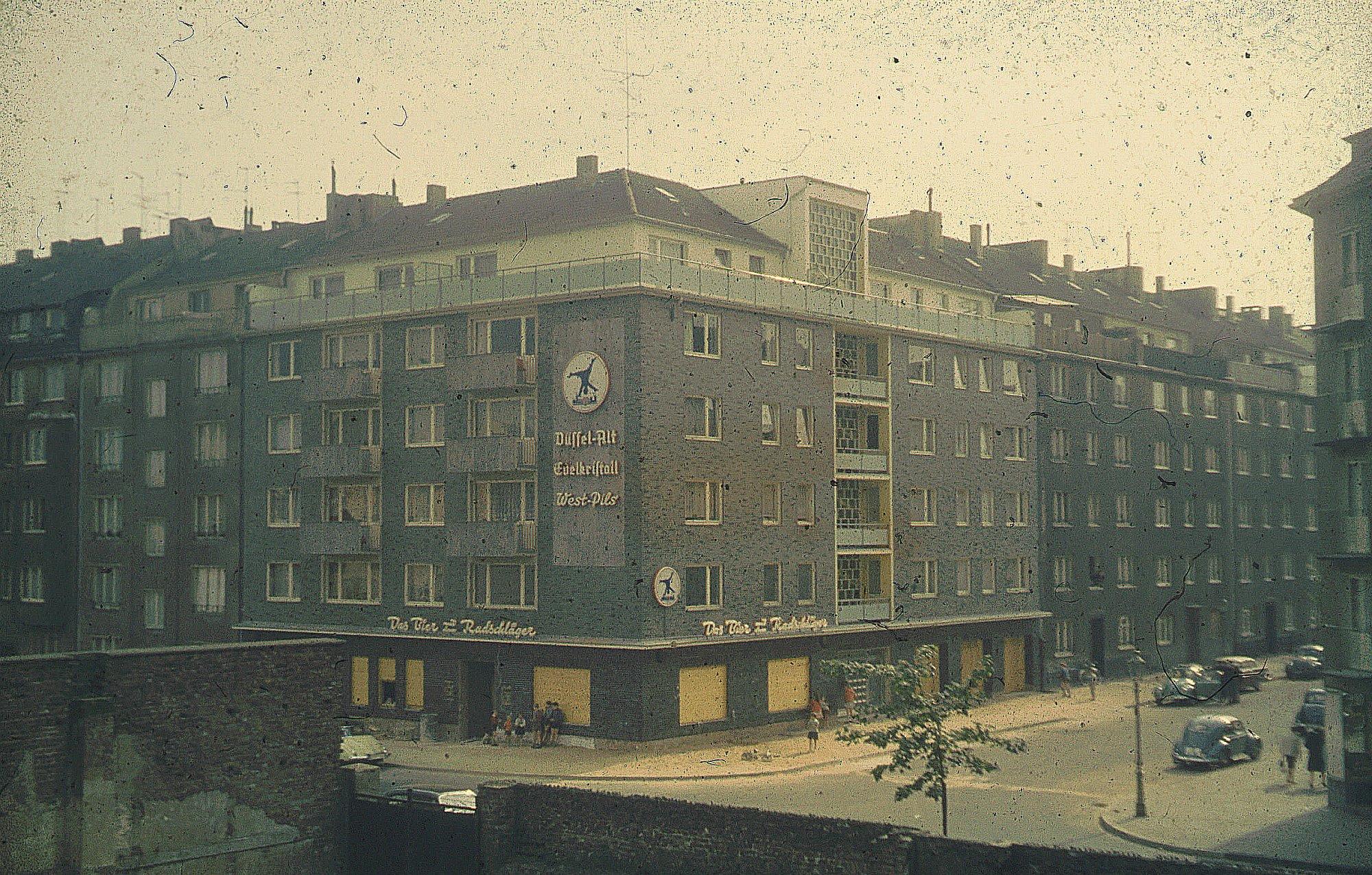 Tussmannstr Düsseldorf ortsangabe tußmannstraße eine kindheit in den sechzigerjahren