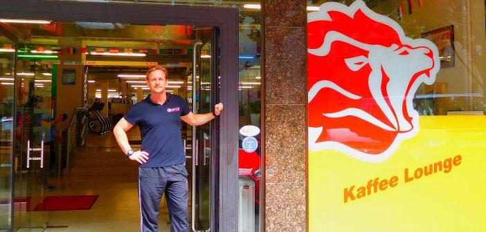 Fit in Düsseldorf: Studioleiter Michael Bahr