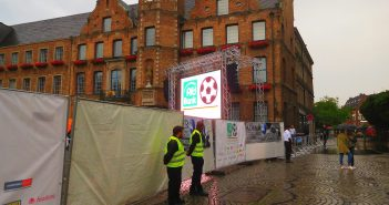 EM 2016: Public Viewing auf dem Marktplatz - eine Farce