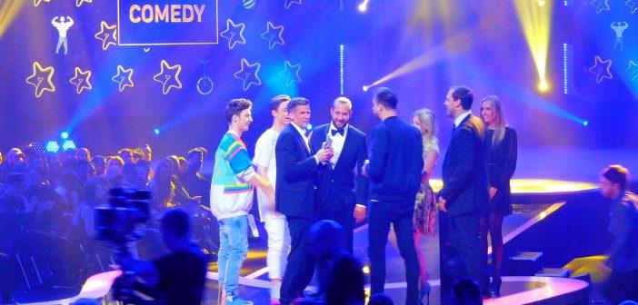 #wpv16: Die Gewinnder in der Comedy-Kategorie