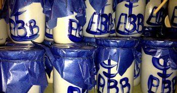Gewürzhaus: ABB Mostert in original Blauzeug