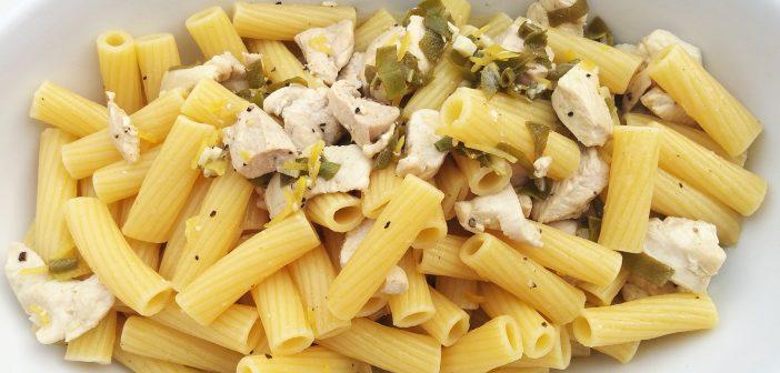 Rezept der Woche: Zitronen-Salbei-Hühnchen