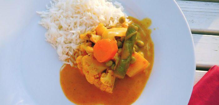 RdW: Ein ganz und gar veganes Gemüse-Curry