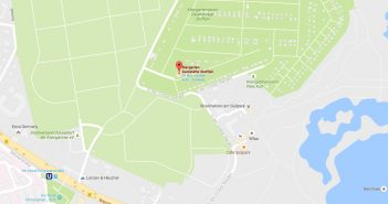 Map: Biergarten im KGV Stoffeln