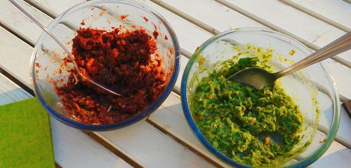 Rezept der Woche: Zweimal Pesto